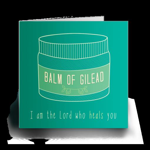 He is you healer